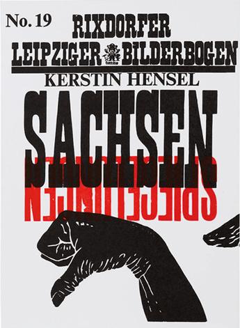 Kerstin Hensel Sachsen Spiegelungen